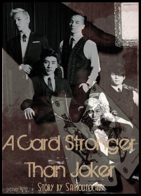 A CARD STRONGER THAN JOKER