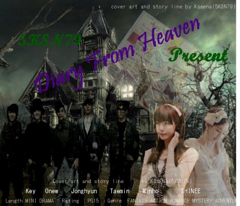 cover ff diary from heaaven 1