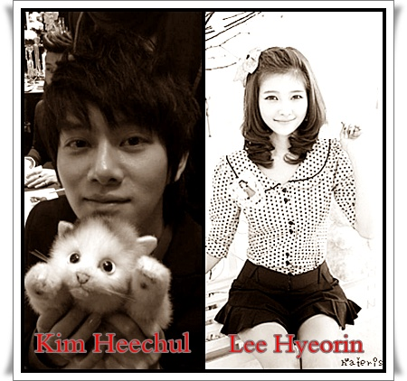 Heechul-Hyeorin