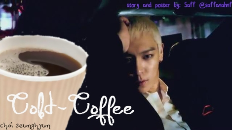 poster cold coffee