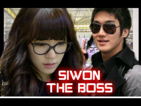 SIWON THE BOSS