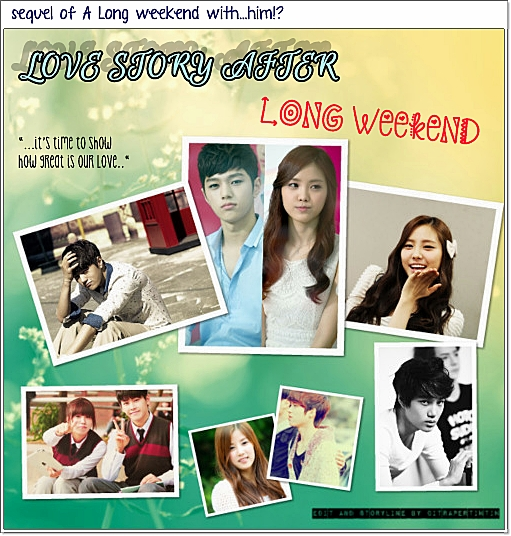 love story after long weekend ffindo A left-handed psychology student who enjoys her own world.
