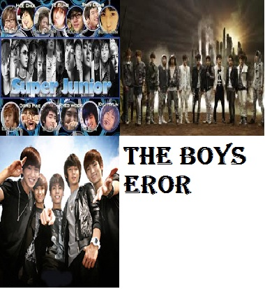 the boys eror
