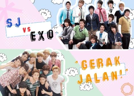 SJ vs EXO