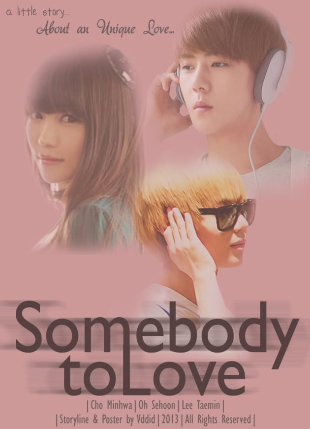 Somebody to love 8
