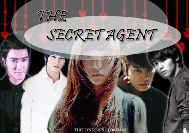 the secret agent copy
