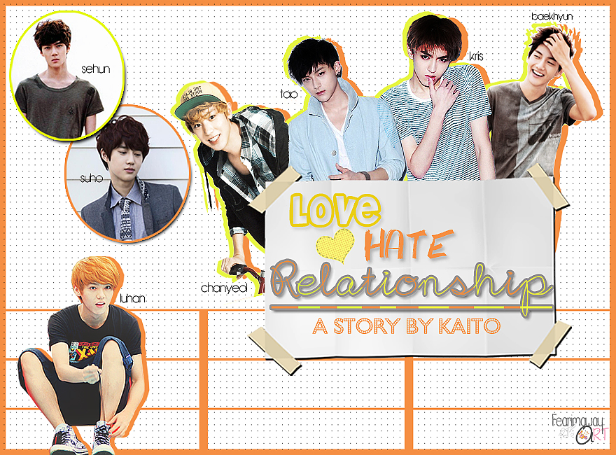 Love Hate Relationship – Chapter 2