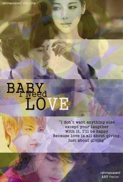 Baby I need Love Part 9