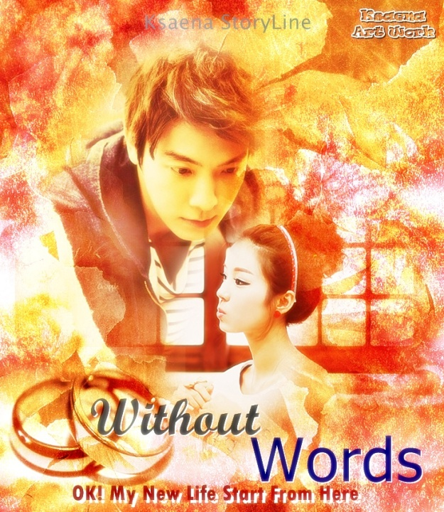 Cover FF Without Words chapter 3