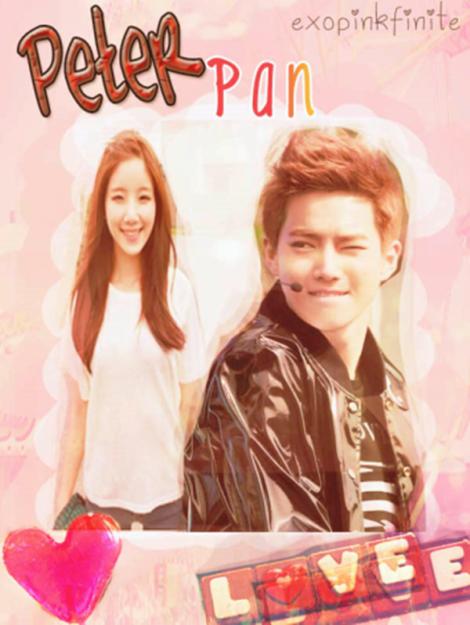 Peterpan FF Cover