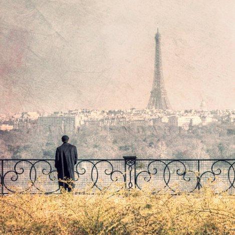art-print-paris-man