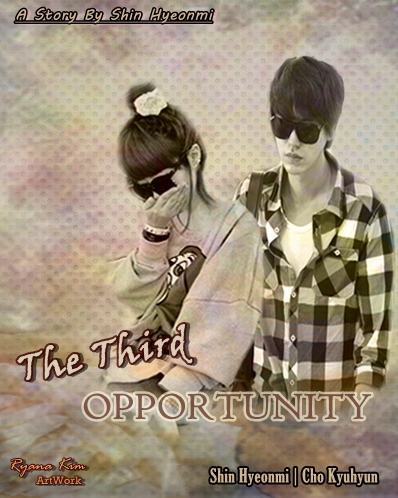 THE THIRD OPPORTUNITY