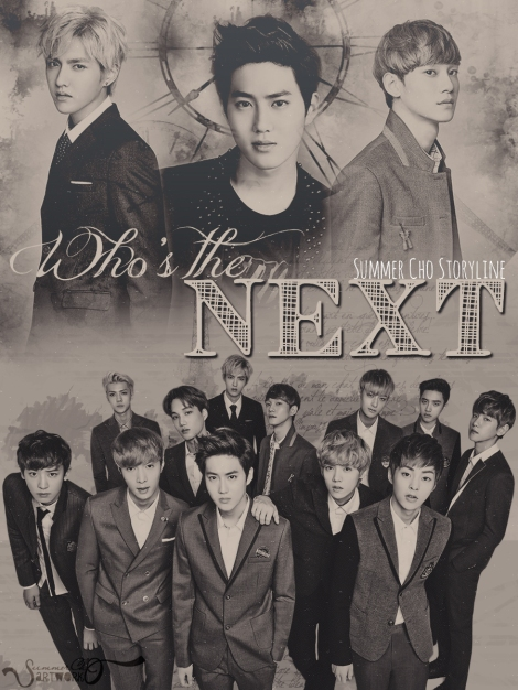 Who's the Next [3]