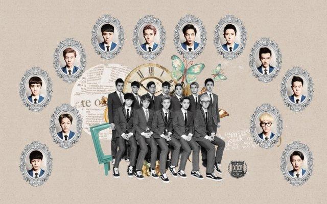 exo___xoxo_comeback__kiss_and_hug__wallpaper_by_kpopgurl-d65ja1c