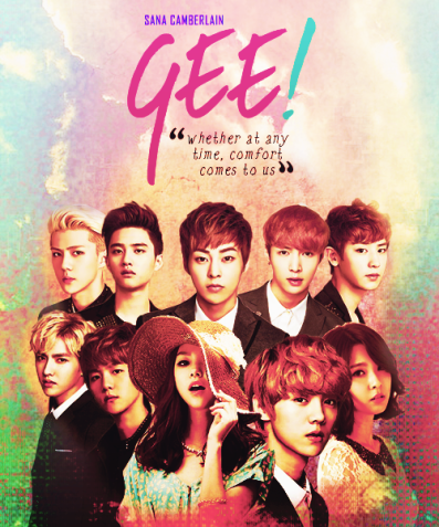 GEE POSTER