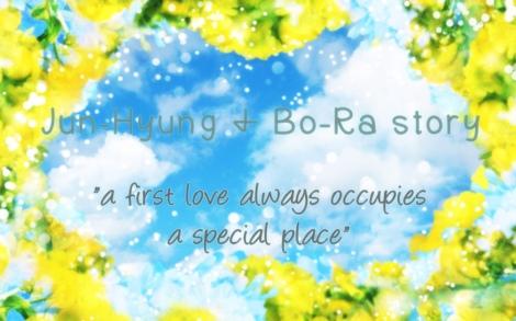 Junhyung-Bora story