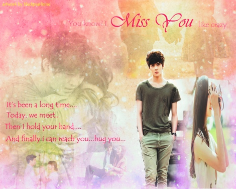 miss you (sehun's side)