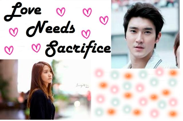 Cover ~ Love Needs Sacrifice