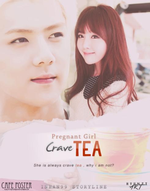 pregnantgirlcravetea