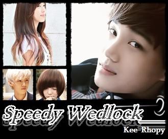 Speedy Wedlock_Cover