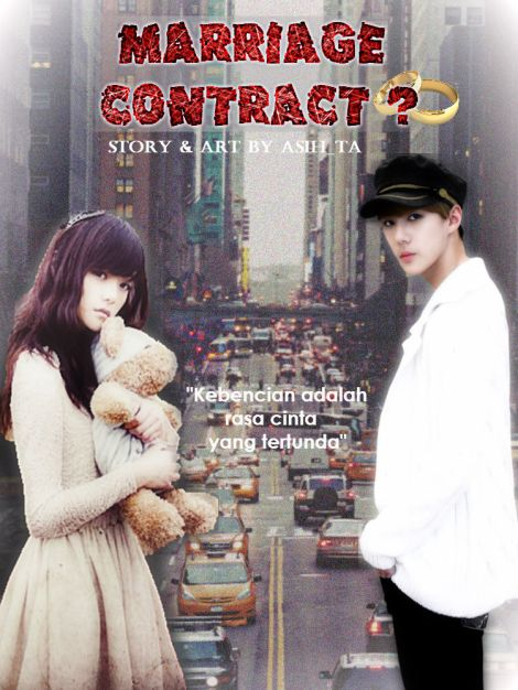 marriage contract LOL