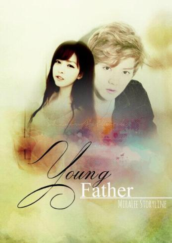 young father