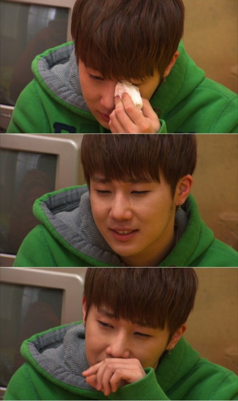 INFINITE-s-Sunggyu-sheds-tears-during-recent-filming-for-High-Society