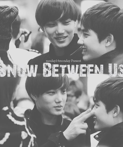 Snow Between Us poster