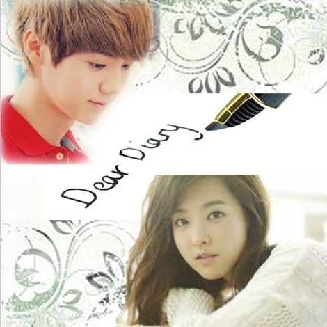 Dear Diary Chapter 3 Cover