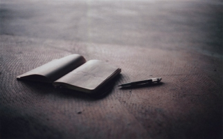 old_notebook-LOMO_style_photography_Desktop_Wallpaper_medium
