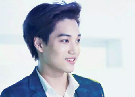 Kai's smirk Cuterpillar stuff