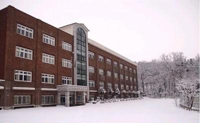 sekolah korea