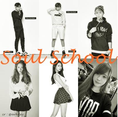 Soul School Poster
