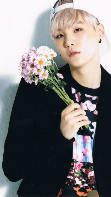 Min Yoongi BTS