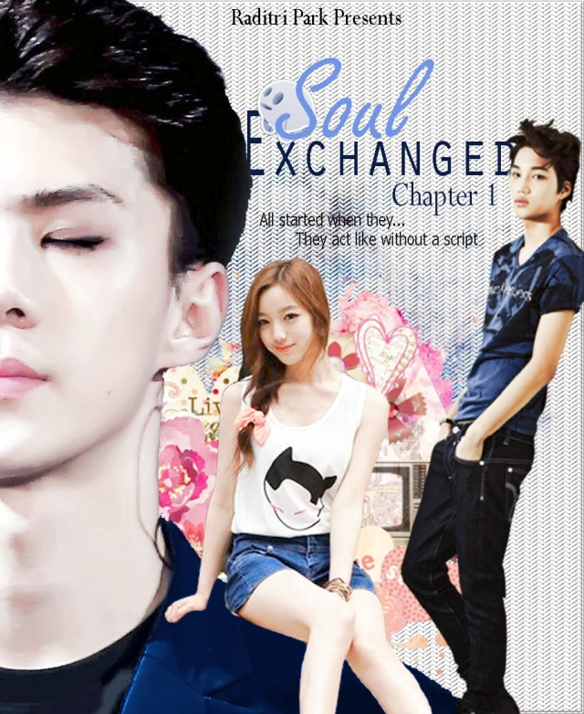 Soul Exchanged Chapter 1