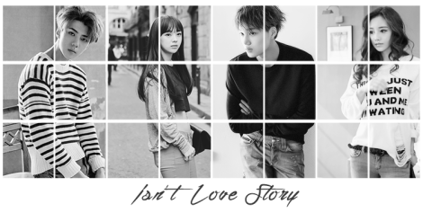 isn't love story header