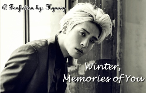 Winter, memories of you cover